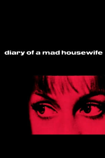 Poster of Diary of a Mad Housewife