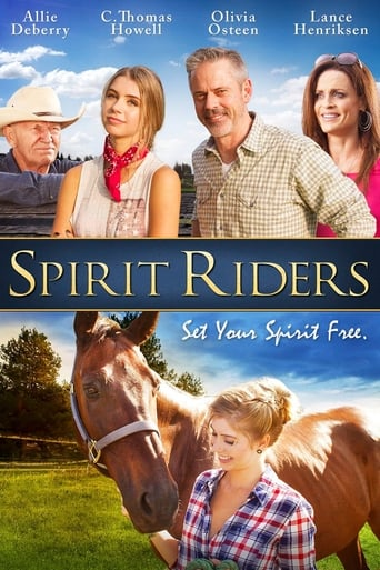 Poster of Spirit Riders