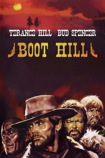 Poster of Boot Hill
