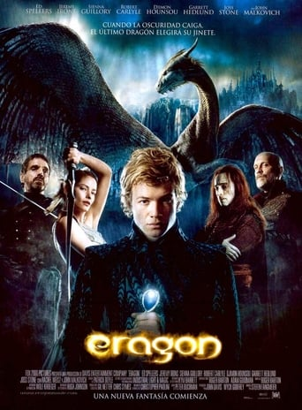 Poster of Eragon