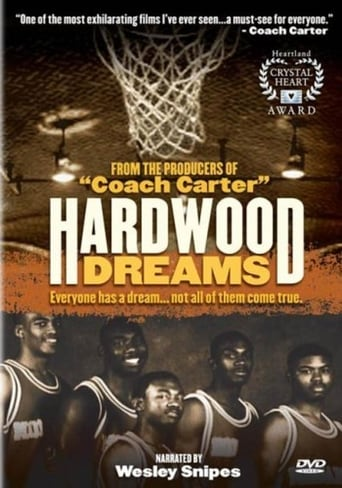 Poster of Hardwood Dreams