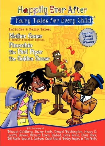 How old was Denzel Washington in Happily Ever After: Fairy Tales for Every Child Mother goose big book of Rhymes