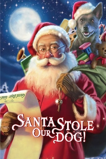 Poster of Santa Stole Our Dog: A Merry Doggone Christmas!