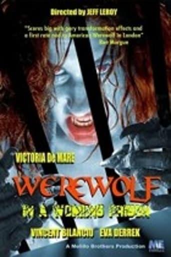 Poster of Werewolf in a Women's Prison