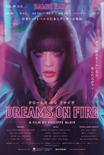 Poster of Dreams on Fire
