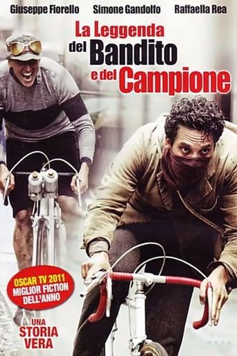Poster of La leggenda del bandito e del campione