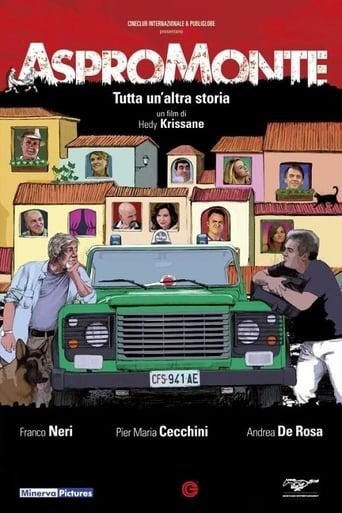 Poster of Aspromonte