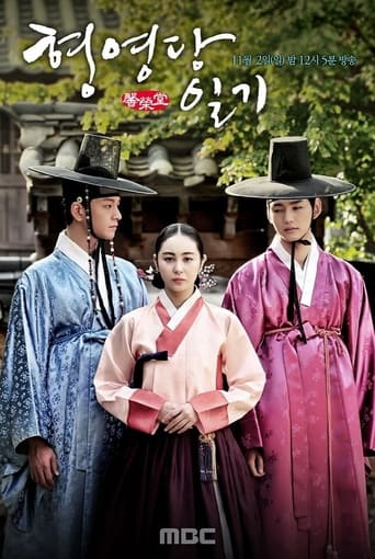 Poster of The Diary of Heong Yeong-dang