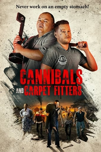 Poster of Cannibals and Carpet Fitters