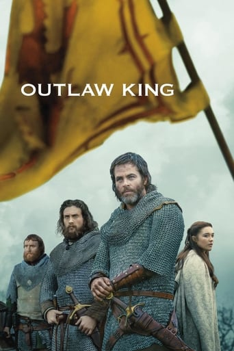 Poster of Outlaw King - Il re fuorilegge