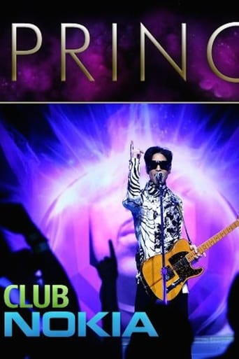Poster of Prince: Club Nokia