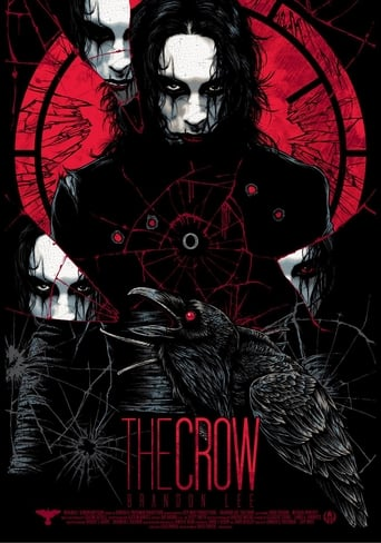 Poster of The Crow: Behind the scenes