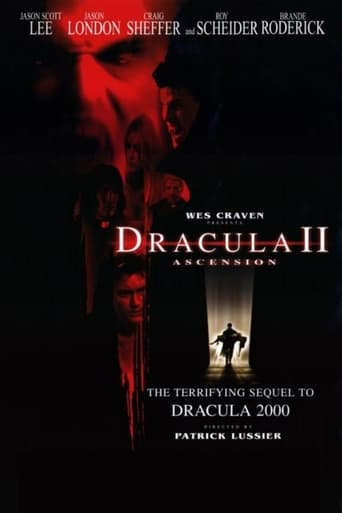 Poster of Dracula II: Ascension
