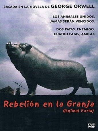 How old was Patrick Stewart in Rebelión en la Granja