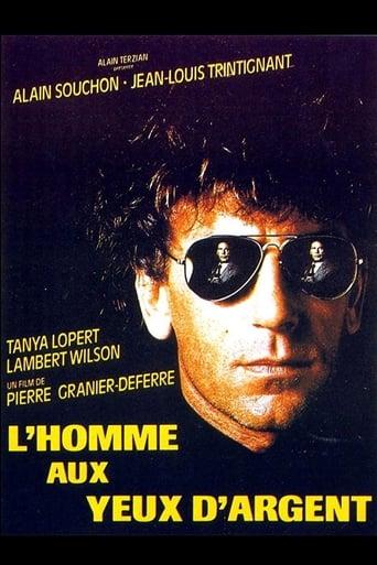 Poster of L'homme aux yeux d'argent
