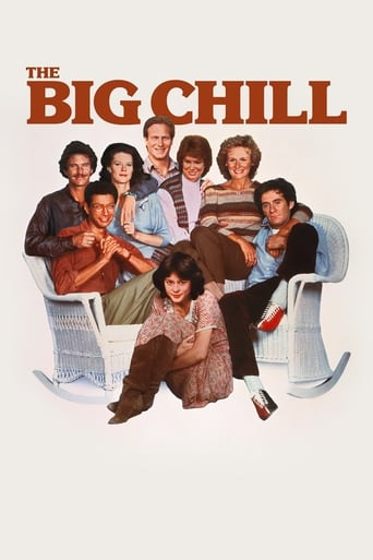 Poster of The Big Chill