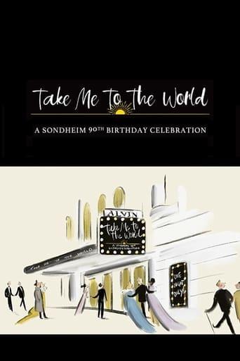 Poster of Take Me to the World: A Sondheim 90th Birthday Celebration