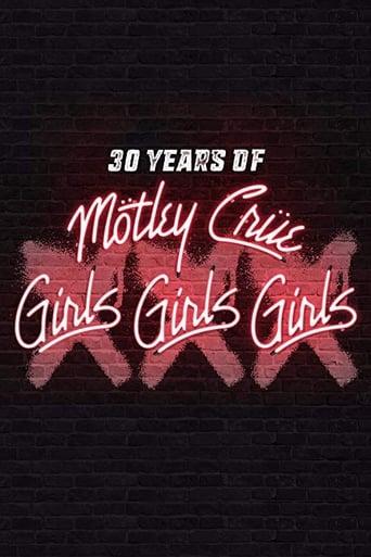 Poster of Mötley Crüe - XXX 30 Years Of Girls Girls Girls
