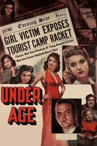 Poster of Under Age