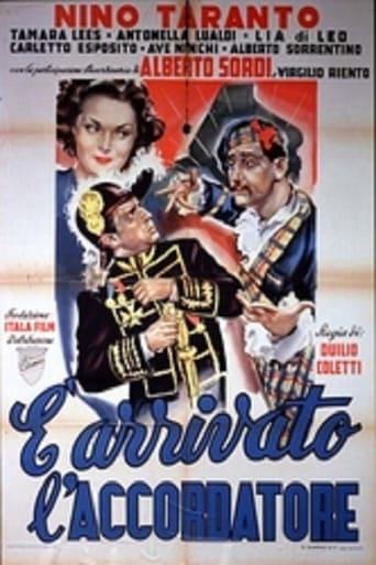 Poster of È arrivato l'accordatore