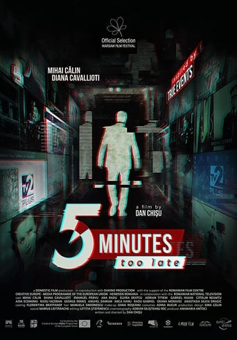 Poster of 5 Minutes Too Late