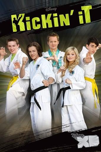 Poster of Kickin' It