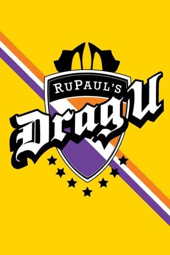 Poster of RuPaul's Drag U