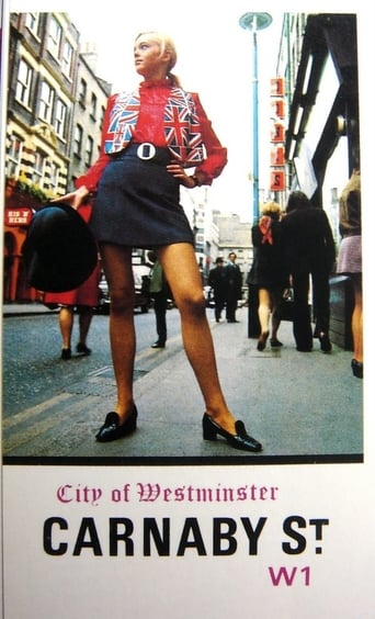 Poster of Carnaby Street Undressed