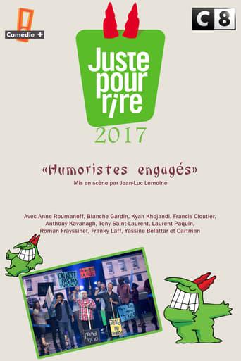 Poster of Humoristes engagés : juste pour rire !