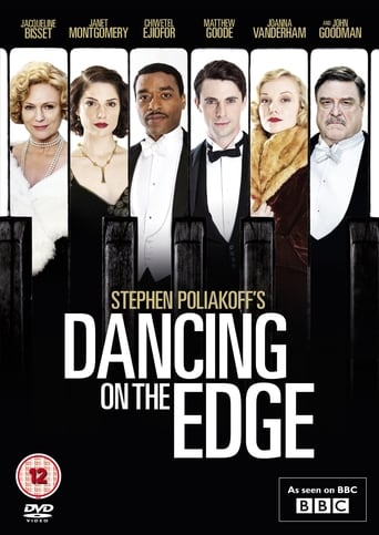 How old was Chiwetel Ejiofor in Dancing on the Edge