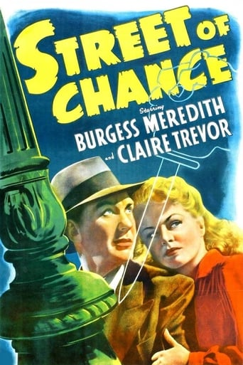Poster of Street of Chance