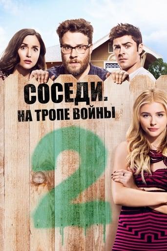Poster of Соседи. На тропе войны 2