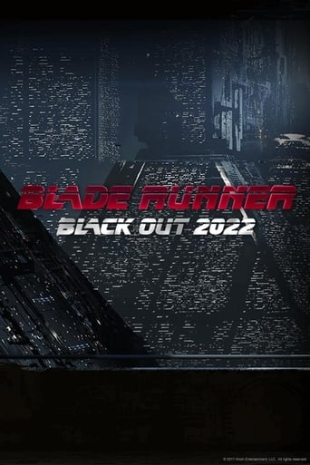 Blade Runner 2022: Black Out poster
