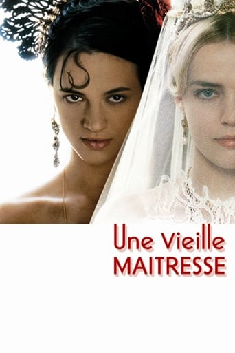 Poster of Une Vieille maîtresse
