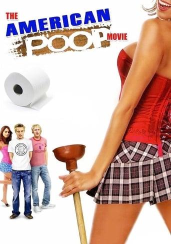 Poster of The American Poop Movie