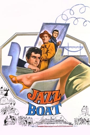 Poster of Jazz Boat