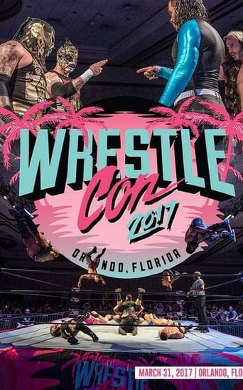 Poster of WrestleCon SuperShow 2017