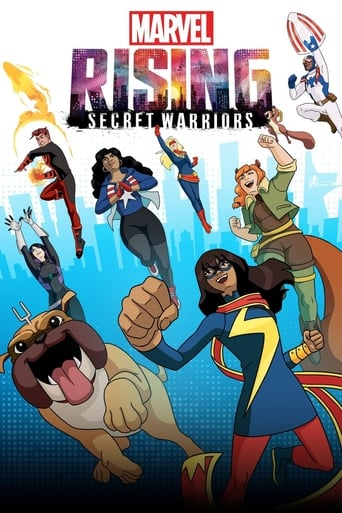 Poster of Marvel Rising: Secret Warriors