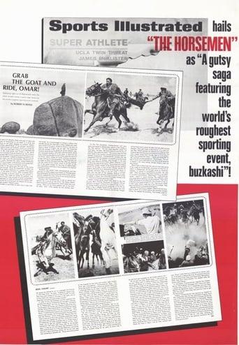 Poster of The Horsemen