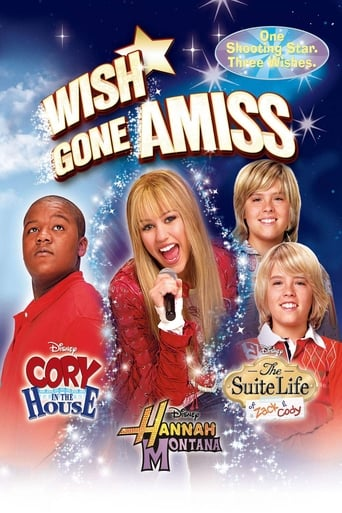 Poster of Wish Gone Amiss