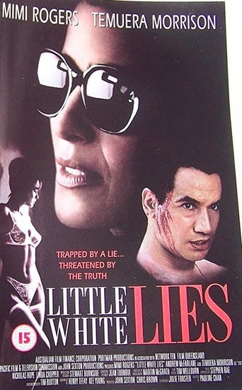 Poster of Little White Lies