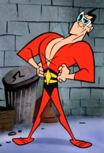 Poster of Plastic Man