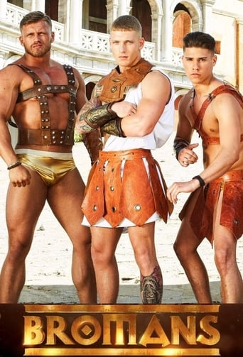 Poster of Bromans