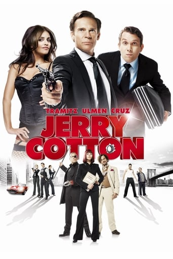 Poster of Jerry Cotton