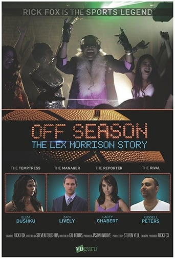 Poster of Off Season: Lex Morrison Story