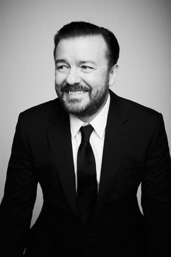 Image of Ricky Gervais
