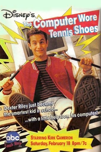Poster of The Computer Wore Tennis Shoes