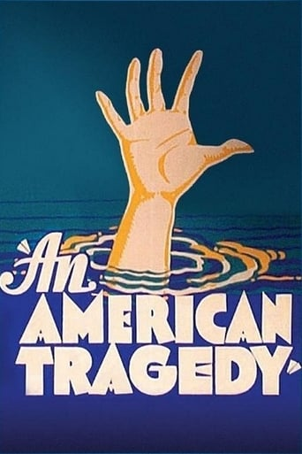 Poster of An American Tragedy