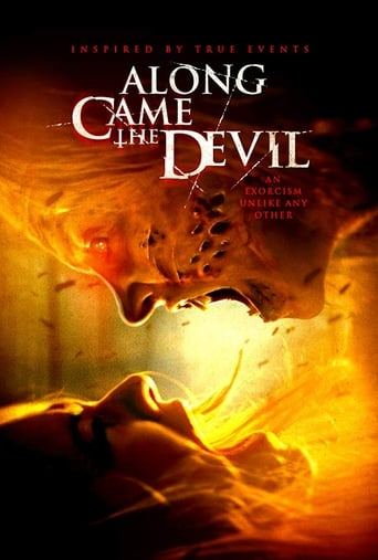 Poster of Along Came the Devil