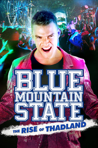 Poster of Blue Mountain State: The Rise of Thadland